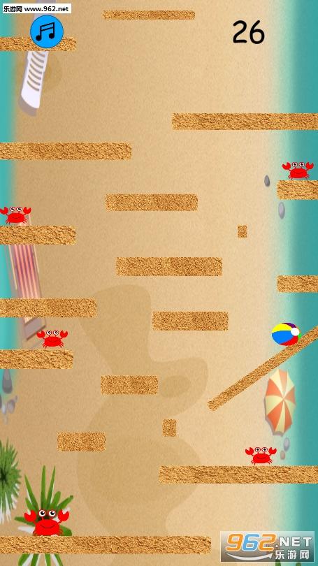 Beach Ball游戏v1.0_截图0