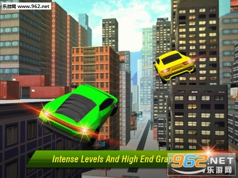 Crime City Car Stunt安卓版v1.1_截图1