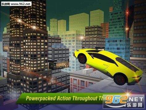 Crime City Car Stunt安卓版v1.1_截图2