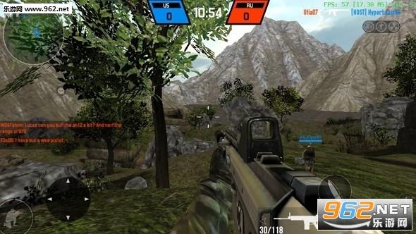 子弹力量全新枪支版(直装版)v1.46(Bullet Force)截图1