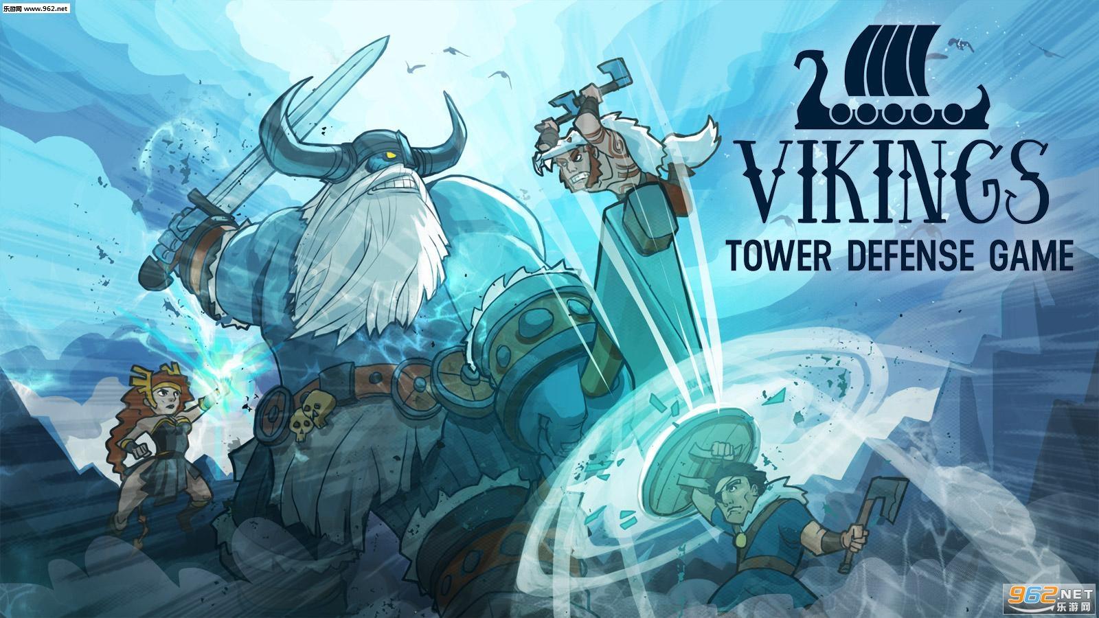 维京人:传奇(vikings: the saga)安卓版