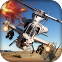 Gunship Helicopter Battle Impossible War Simulator安卓游戏