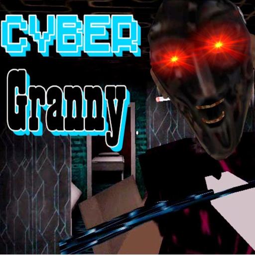 逃离奶奶魔爪恐怖游戏v1.9.6(Granny Cyber)