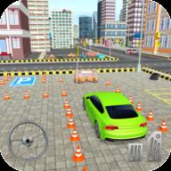美国高级城市停车场模拟器安卓版