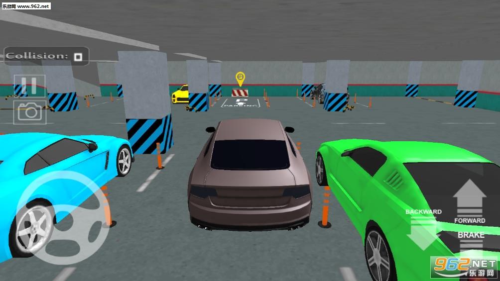 美国高级城市停车场模拟器安卓版v1.0_截图3