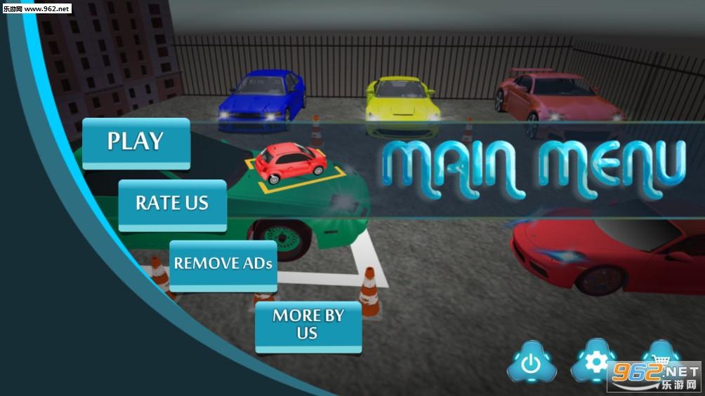 美国高级城市停车场模拟器安卓版v1.0_截图0