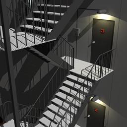逃脱游戏楼梯苹果版v1.0