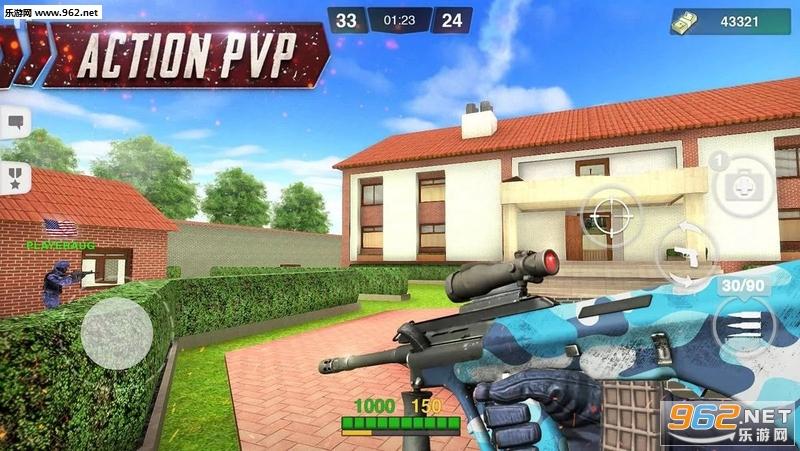 特种部队枪战安卓版v1.78(Special Ops)截图2
