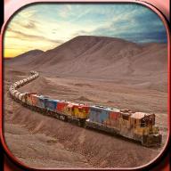 沙漠火车模拟器官方版v1.0(TRAIN SIMULATOR DESERT)