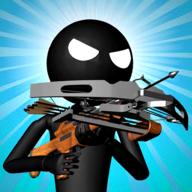 3D火柴人弩射击安卓版