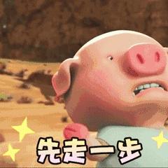 猪弟一性交_抖音跑猪第二弹表情包