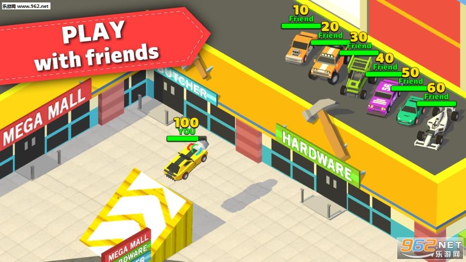 战争汽车:碰撞竞技场苹果版v1.1.46截图2