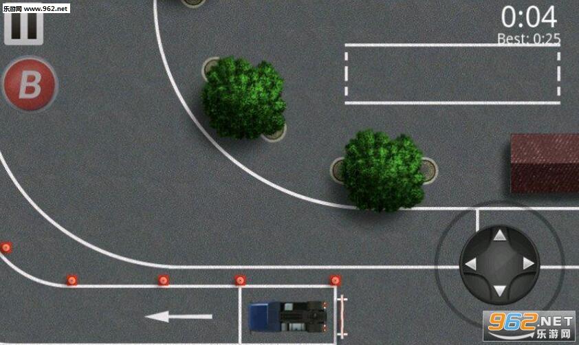 货车停车场安卓版v1.5.1(Parking Truck)_截图0