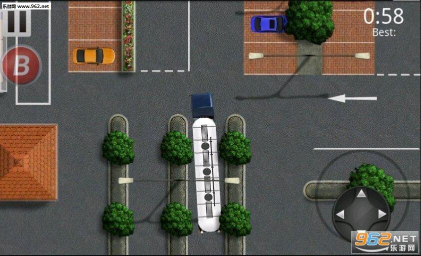 货车停车场安卓版v1.5.1(Parking Truck)_截图1