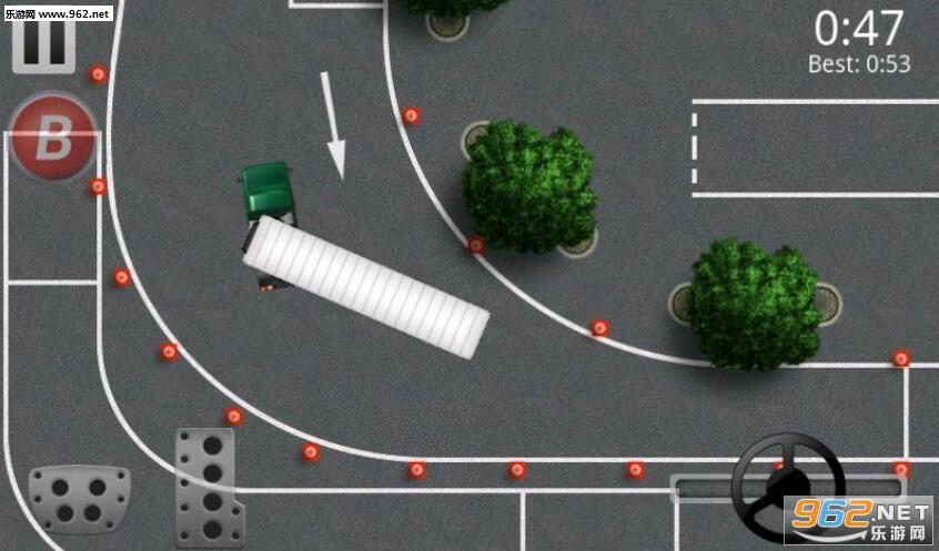 货车停车场安卓版v1.5.1(Parking Truck)_截图3