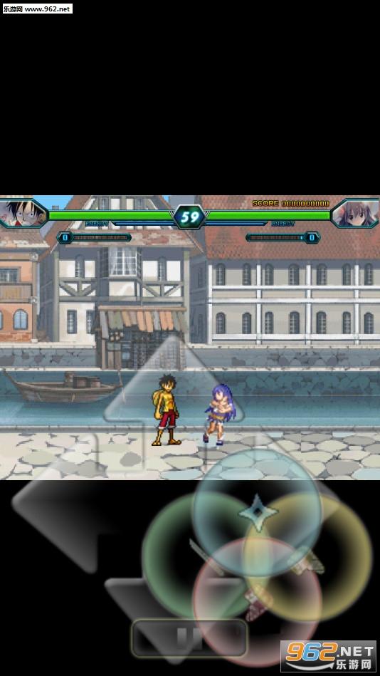 妖尾VS海贼王手机版v1.0.0_截图2