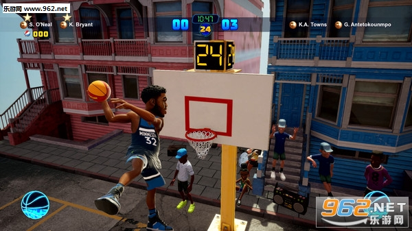 NBA2K欢乐竞技场2Steam版截图1