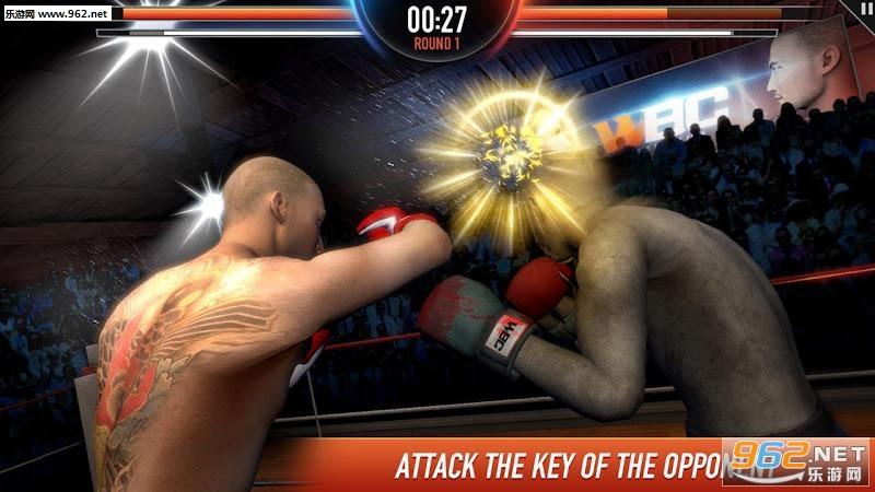 拳击俱乐部:终极战斗安卓版截图3