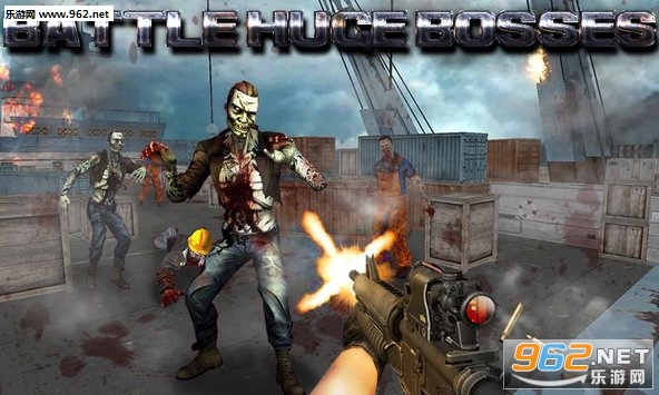 Dead Target Zombie Killer 3D安卓版_截图3