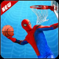 蜘蛛侠真正的篮球明星安卓版