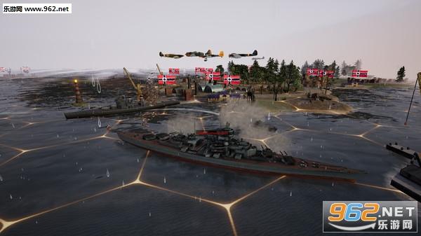 装甲策略(Panzer Strategy)Steam版截图1