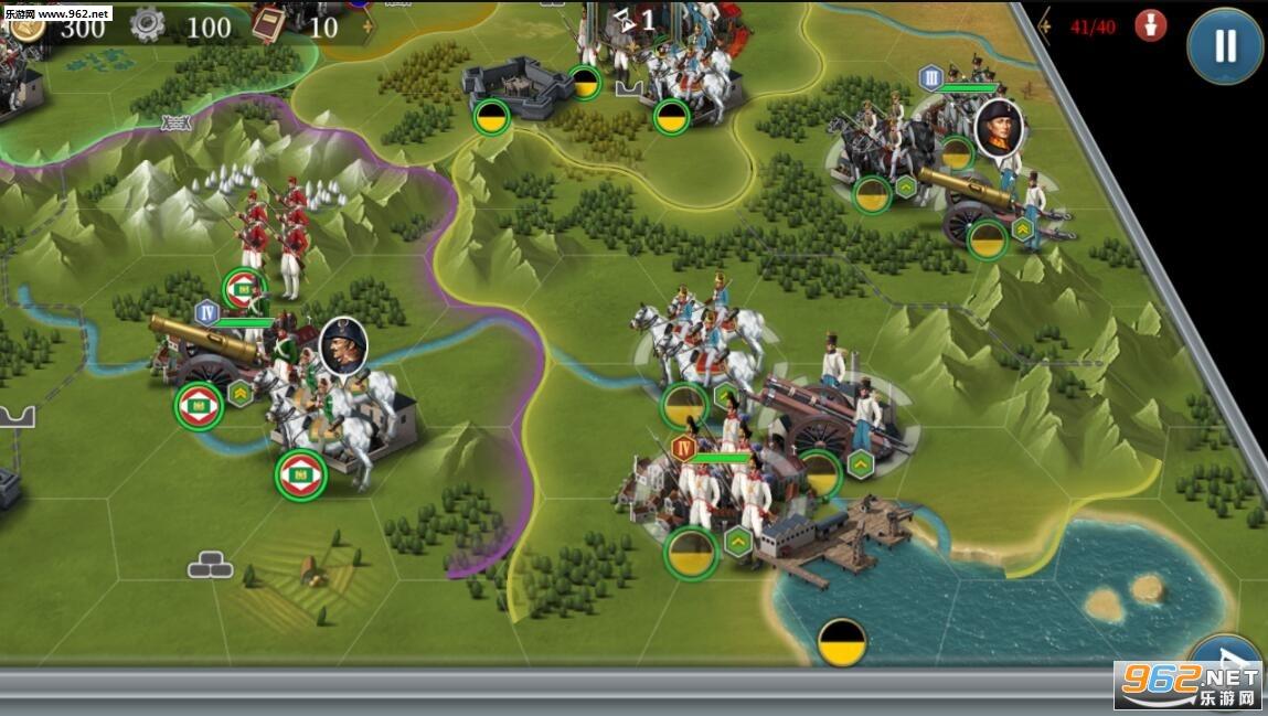 欧陆战争6全新章节版v1.2.0_截图2
