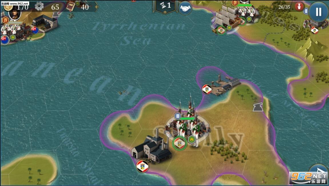 欧陆战争6全新章节版v1.2.0_截图3