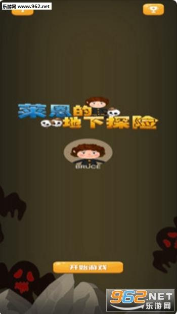 莱恩的地下探险游戏