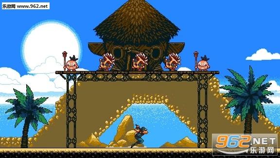 2D动作游戏《信使》第一个DLC将在今年春季推出