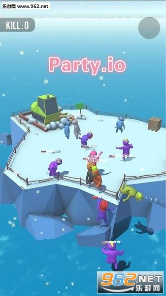 party.io派对大作战下载地址 party.io在哪里玩