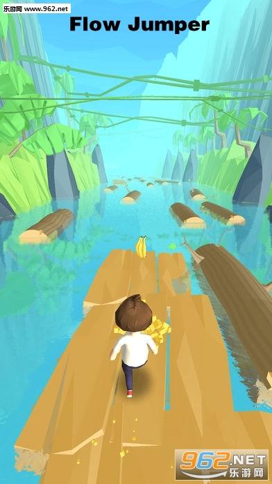 Flow Jumper游戏