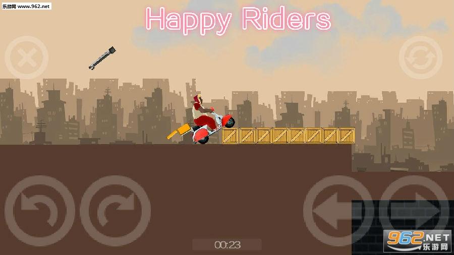 Happy Riders安卓版