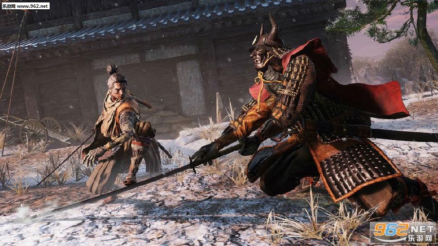 台北电玩展《只狼:影逝二度》全新PS4版实机展示