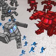 机械人战斗模拟器官方版v1.01