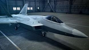 《皇牌空战7》第八部视频公布 F-22A展示介绍