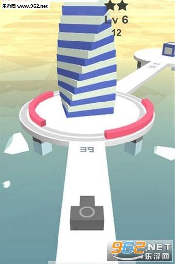 速度扫射塔堆游戏_截图1