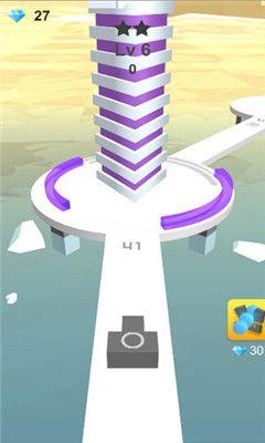 速度扫射塔堆游戏_截图2