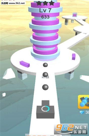 速度扫射塔堆游戏_截图0