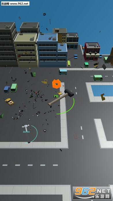 锤子大作战游戏v0.1_截图0