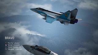 《皇牌空战7:未知空域》多人激斗模式预告公布