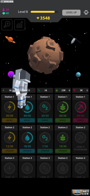 Planet Idle官方版v1.0.3_截图1