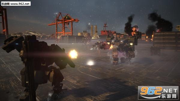 生还者(LEFT ALIVE)Steam版截图2