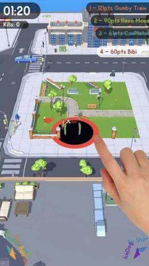 Hole City Wars安卓版v1.5(空穴城市战争)_截图3