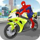 超级英雄特技摩托车赛安卓版