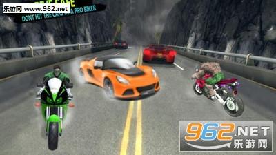 超级英雄特技摩托车赛安卓版v1.1.8_截图0
