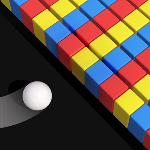 3D物理弹球游戏(Color Bump)