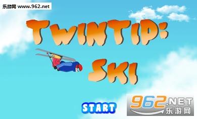 双尖滑雪安卓版v1.0截图0