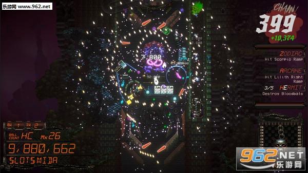 DEMONS TILT恶魔的天平Steam版截图4