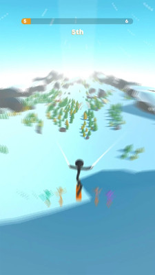 火柴人滑雪大作战安卓版v0.1.5截图0