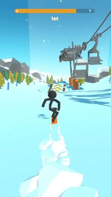 火柴人滑雪大作战安卓版v0.1.5截图2